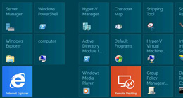 MMS 2012 – Windows Server 2012 sortira en fin d'année