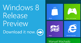 Windows 8 Release Preview : dernière étape avant la RTM