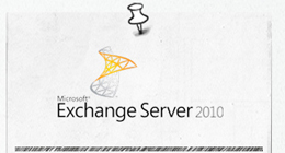 Installation de Exchange 2010