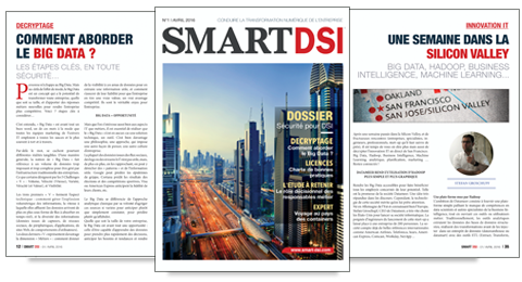 SMART DSI : la revue du décideur IT