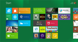 Découverte de Windows 8