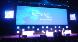 TechDays 2014 – La partie immergée de l'IT