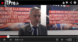 TechDays 2014 – Sogeti : « La perception de la collaboration évolue en entreprise »