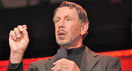 Larry Ellison lâche les rênes d'Oracle