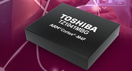 Toshiba lance un processeur à destination des wearables