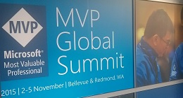 Le MVP Summit 2015 à Redmond