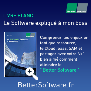 Better Software avec Bechtle Software