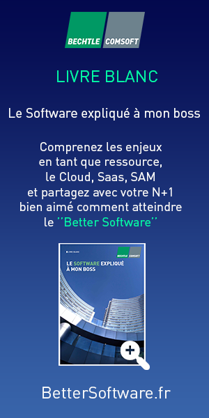 Better Software avec Bechtle