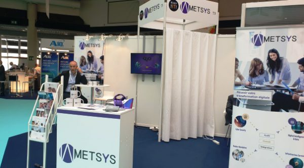 Metsys partage son expertise sur Ready for IT