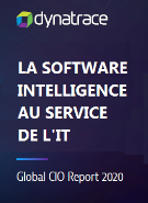 CIO Report spécial Software Intelligence
